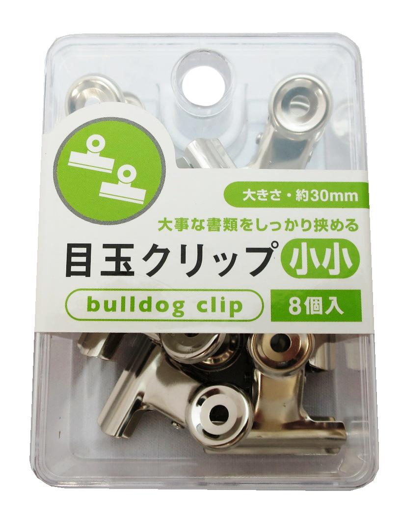 目玉クリップ(小小) 30mm(8個入り)