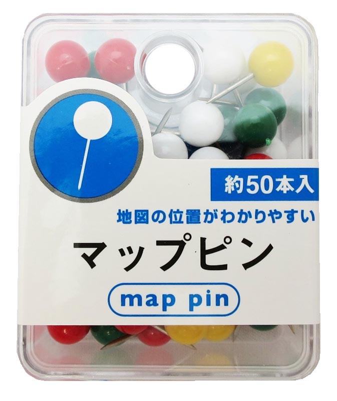 マップピン(50P)