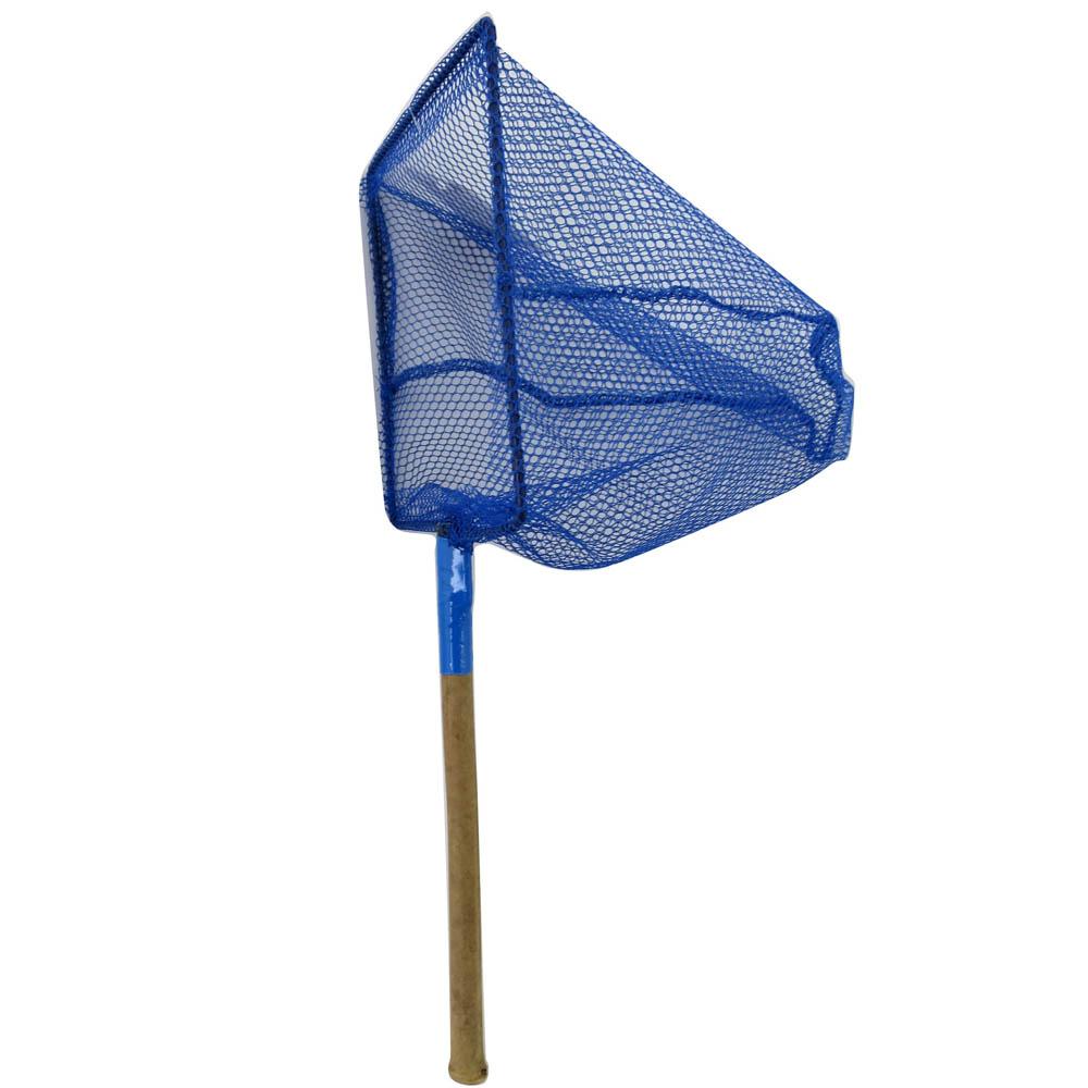 魚すくい網(竹柄角型)