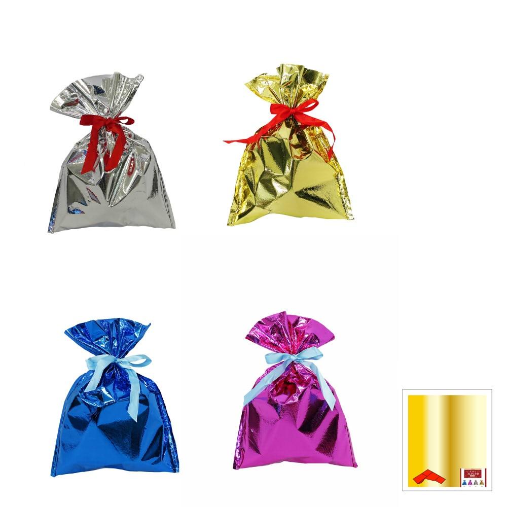キラキラプレゼント袋(S)
